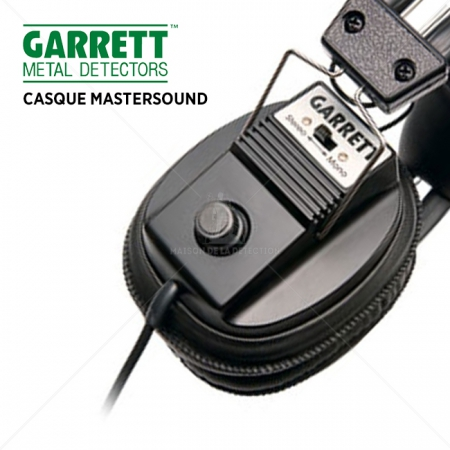 Casque GARRETT Mastersound