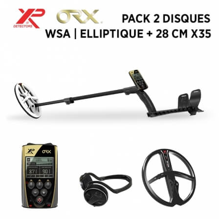 XP ORX - Elliptique WSA - 2...