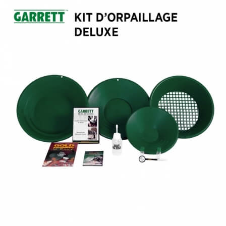 Kit orpaillage GARRETT -...
