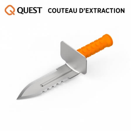 Couteau d'extraction QUEST