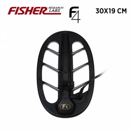 Disque Fisher F4 30x19 cm