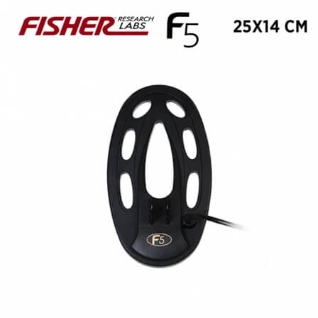 Disque Fisher F5 25x14 cm