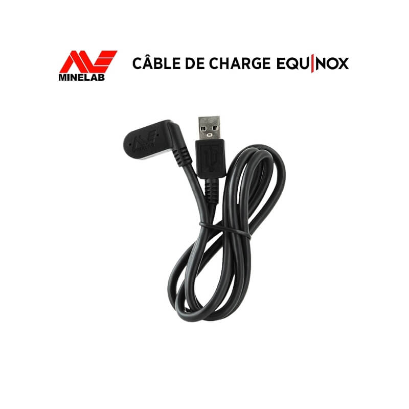 Câble de charge Minelab Equinox