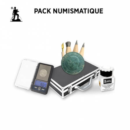 Pack Numismatique
