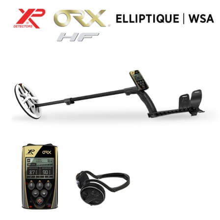 XP ORX - Elliptique HF - WSA