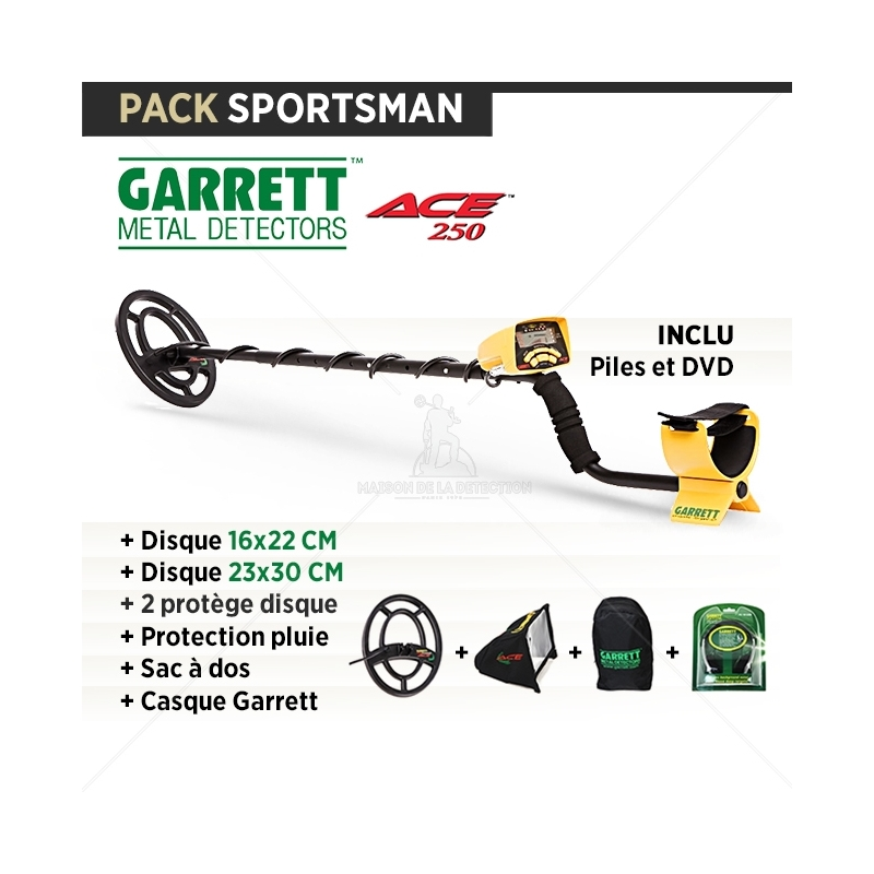 Pack Sportsman ACE 250