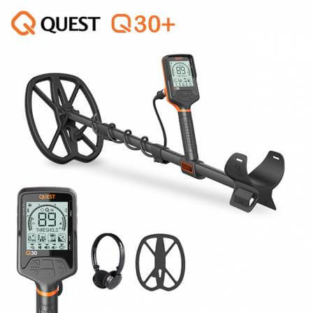 QUEST Q30+ - Casque sans fil