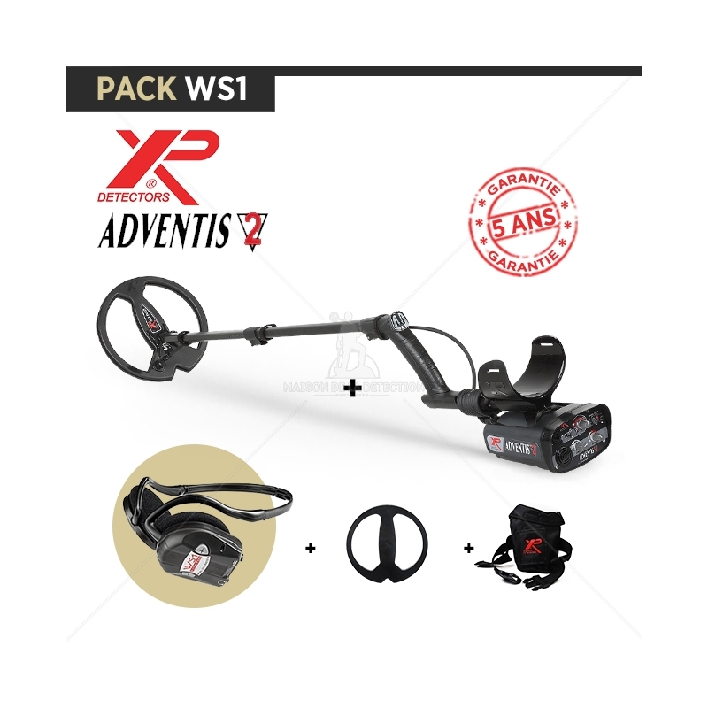 XP ADVENTIS 2 - Casque sans fil WS1